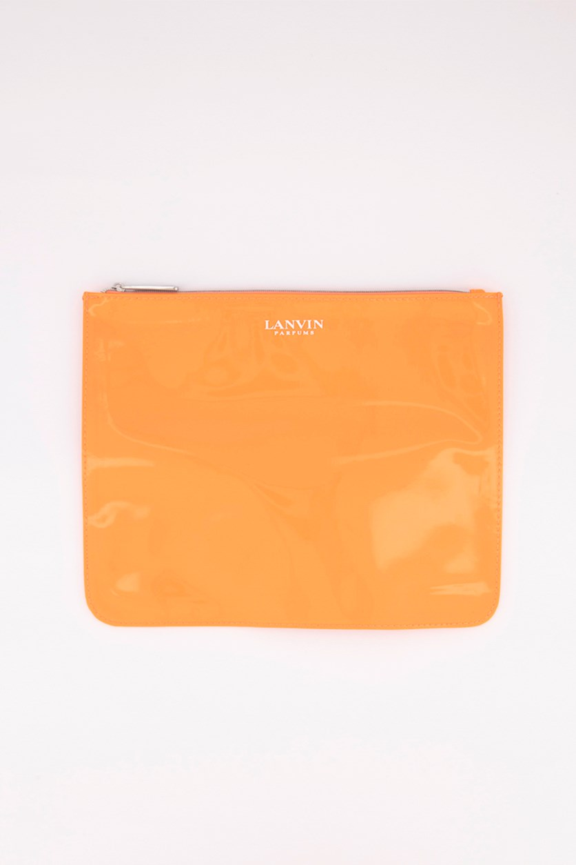 Women's Summer Pouch, Neon Orange
