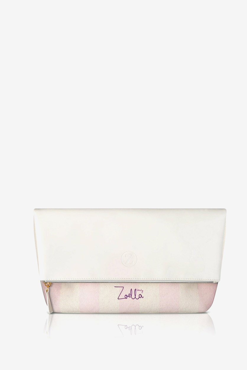 Sweet Inspirations Candy Clutch, Off White/Beige