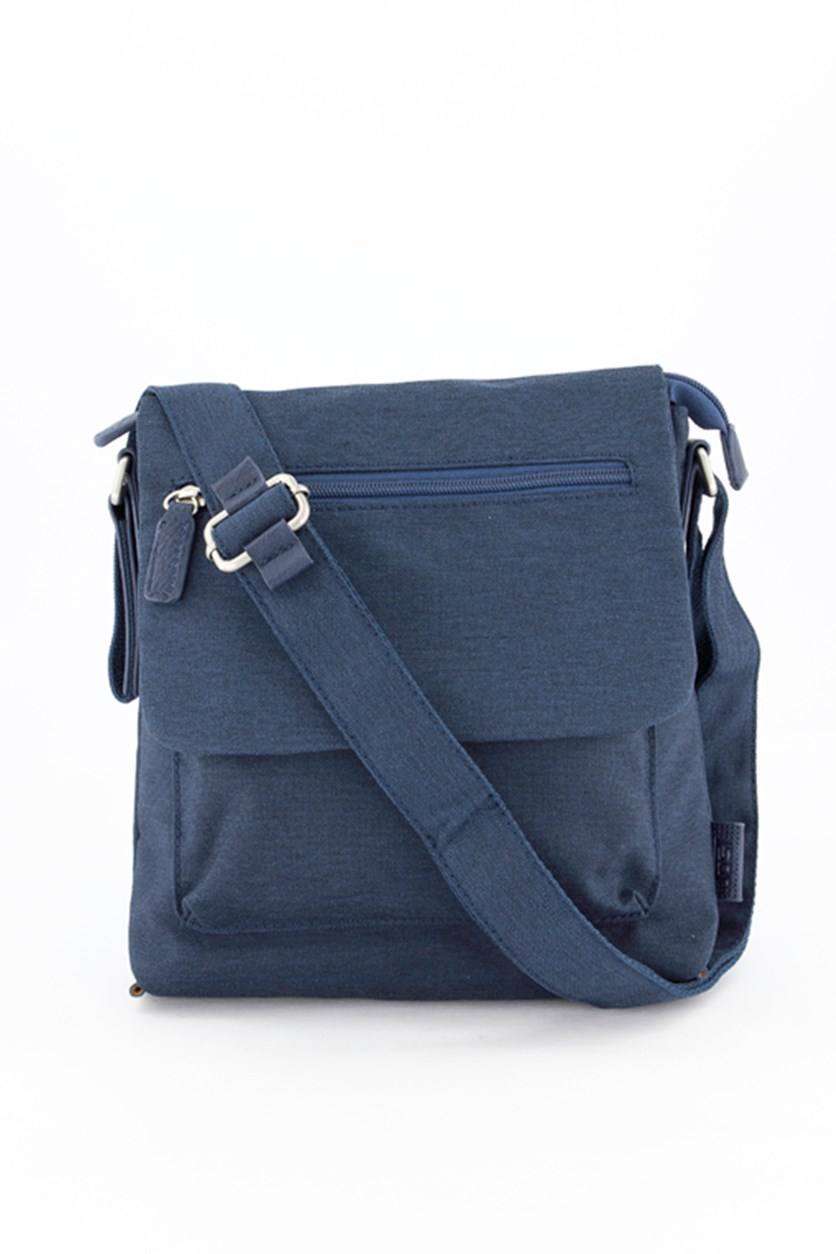 Men's Shoulder Bag, Navy