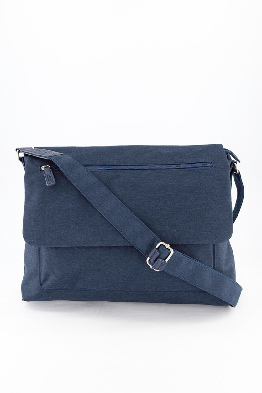 Men's X-Change Shoulder Bag, Navy