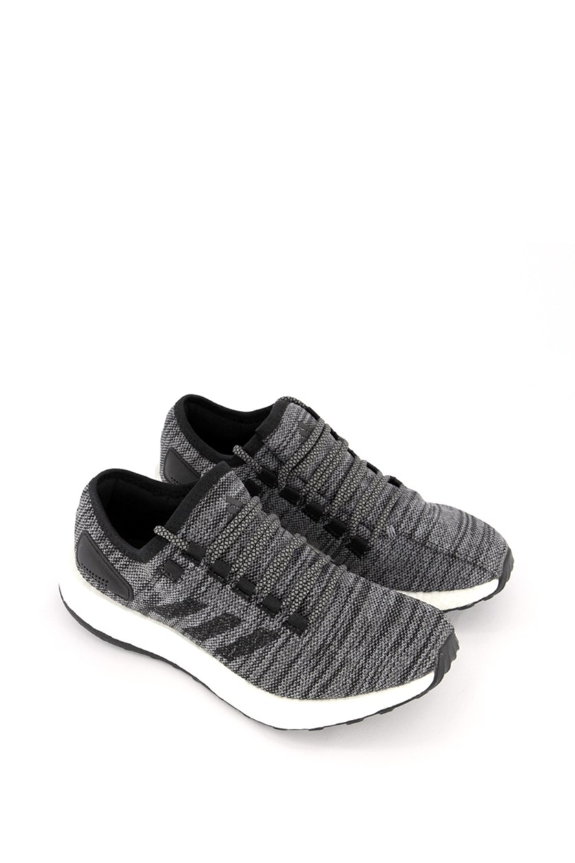 Men's Pure Boost All Terrain Shoes, Black/Grey