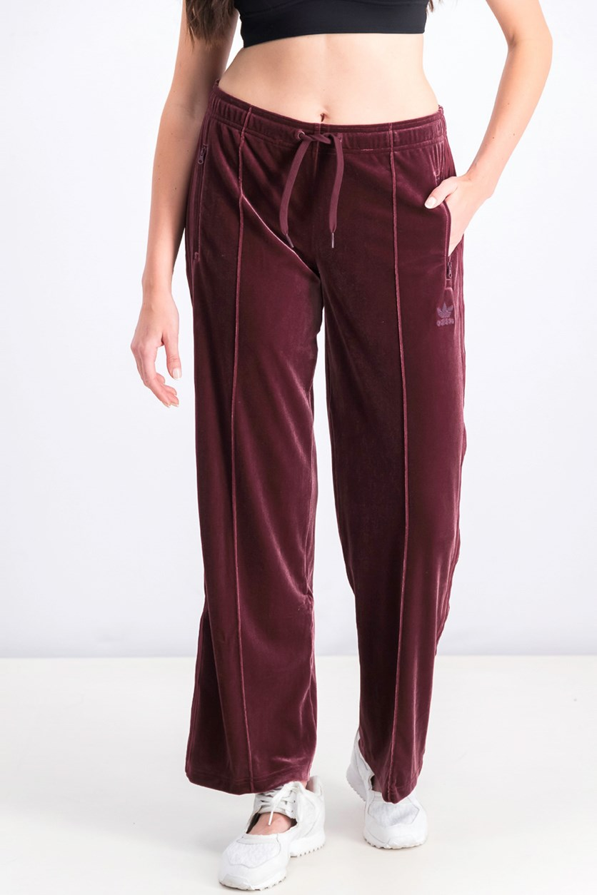 Women's Sailor Pants, Maroon