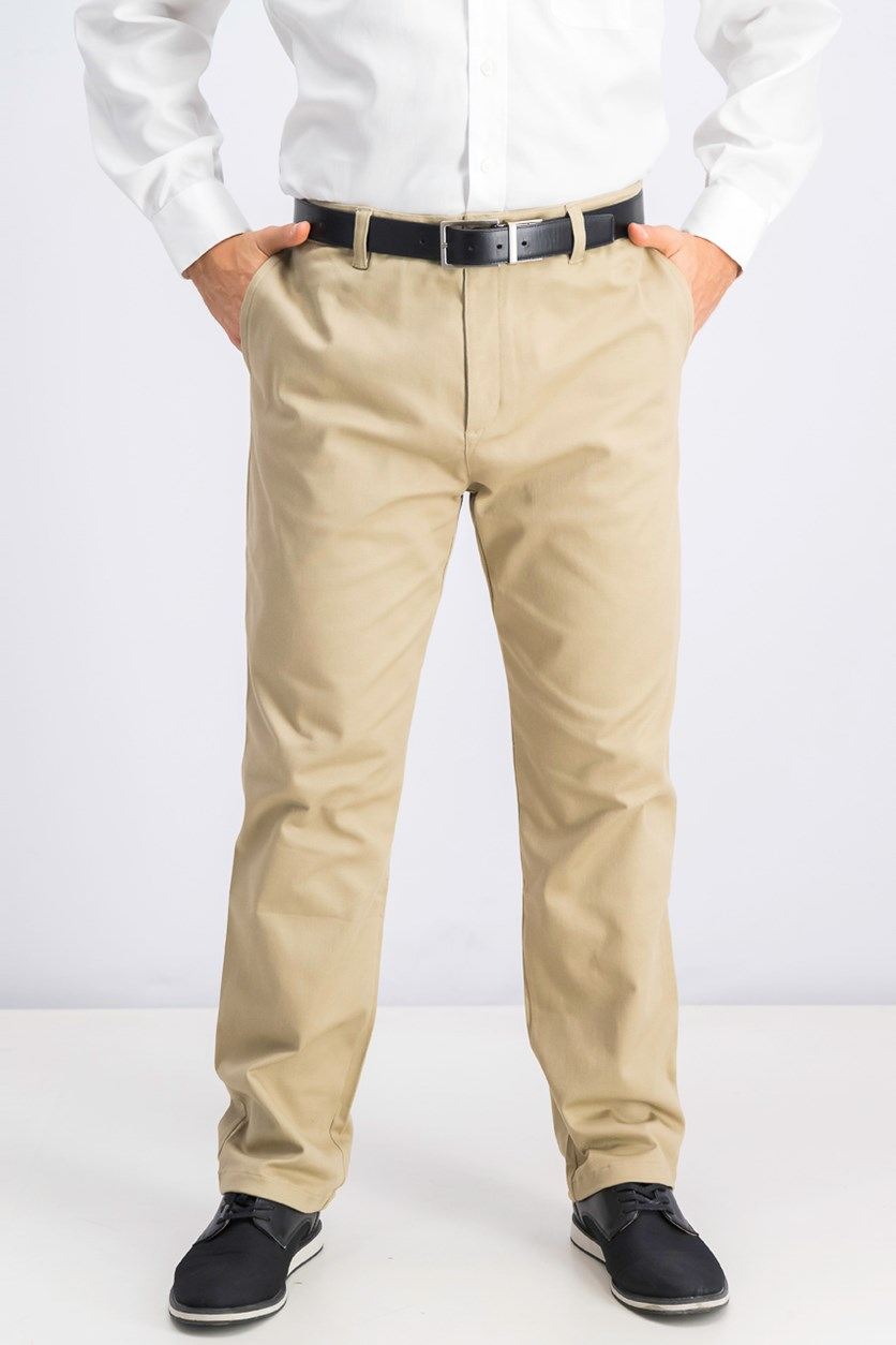 Men's Chino Pants, Tan