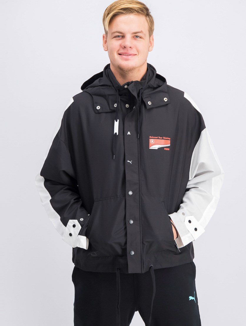 Men's Ader Jacket, Black
