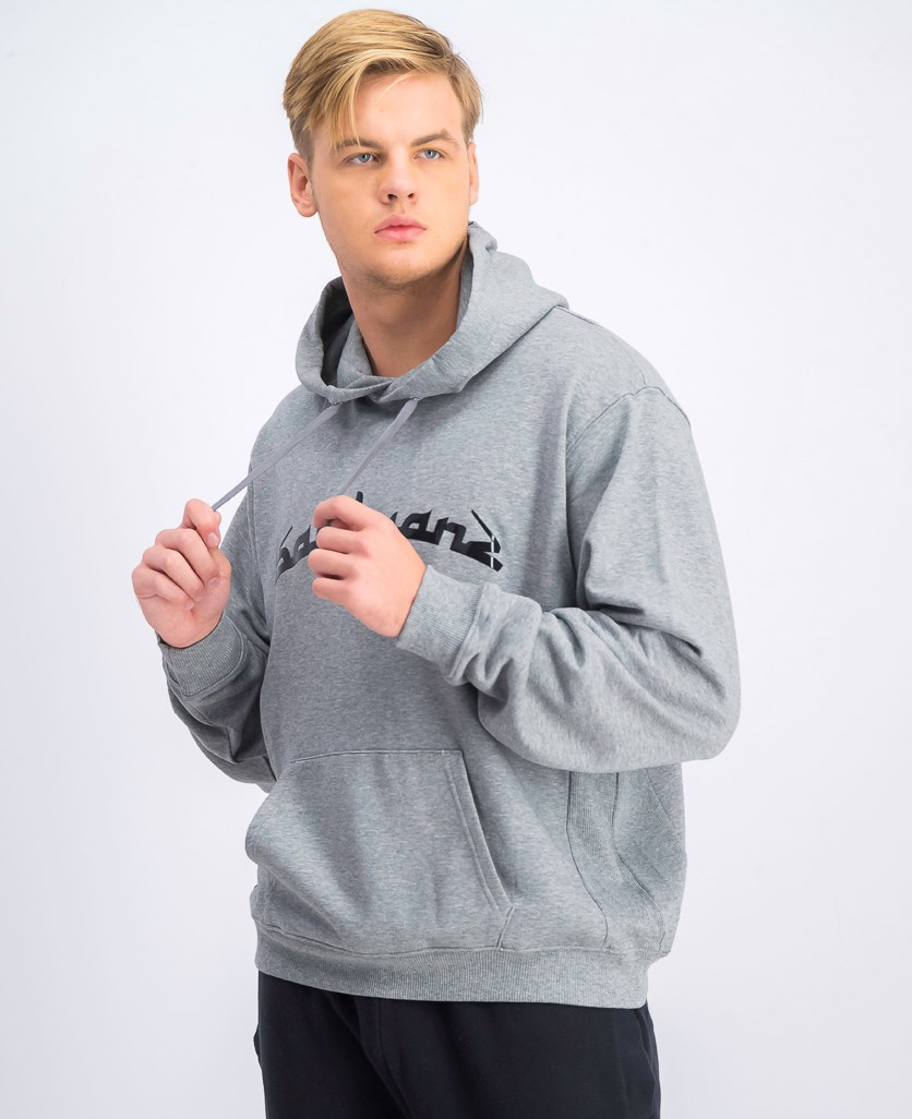 Men's Sankuanz Hooded Sweater, Grey