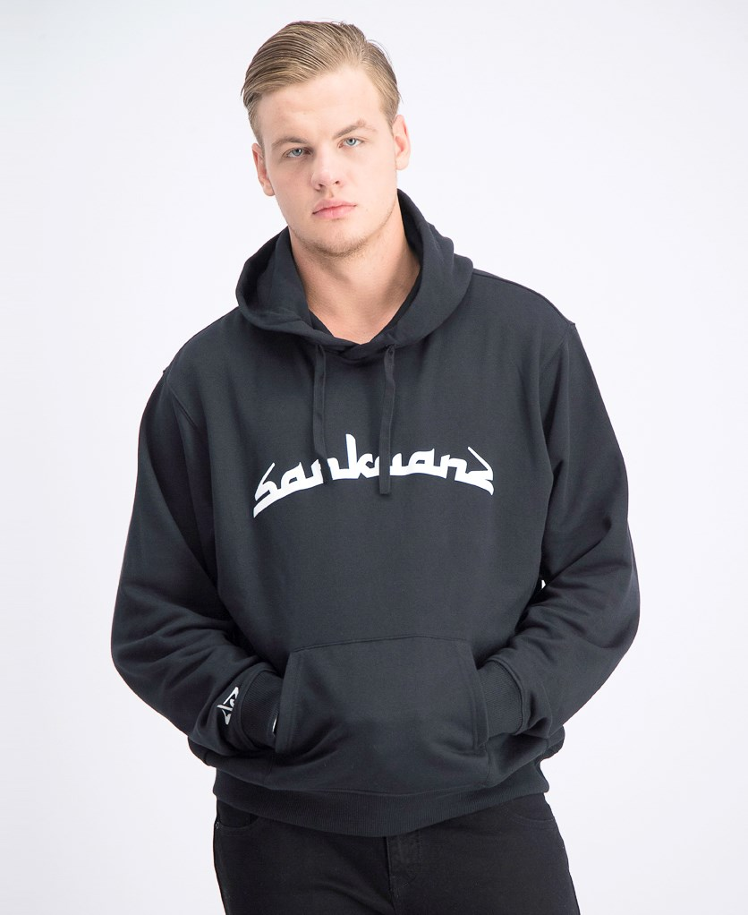 Men's Hoodie Sweater, Black