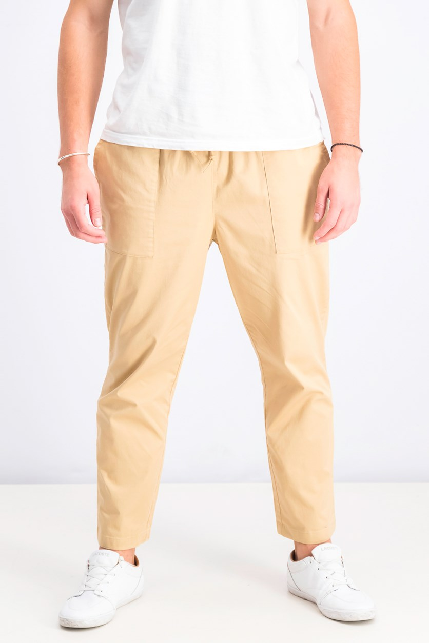 Men's Down Town Twill Pants, Khaki