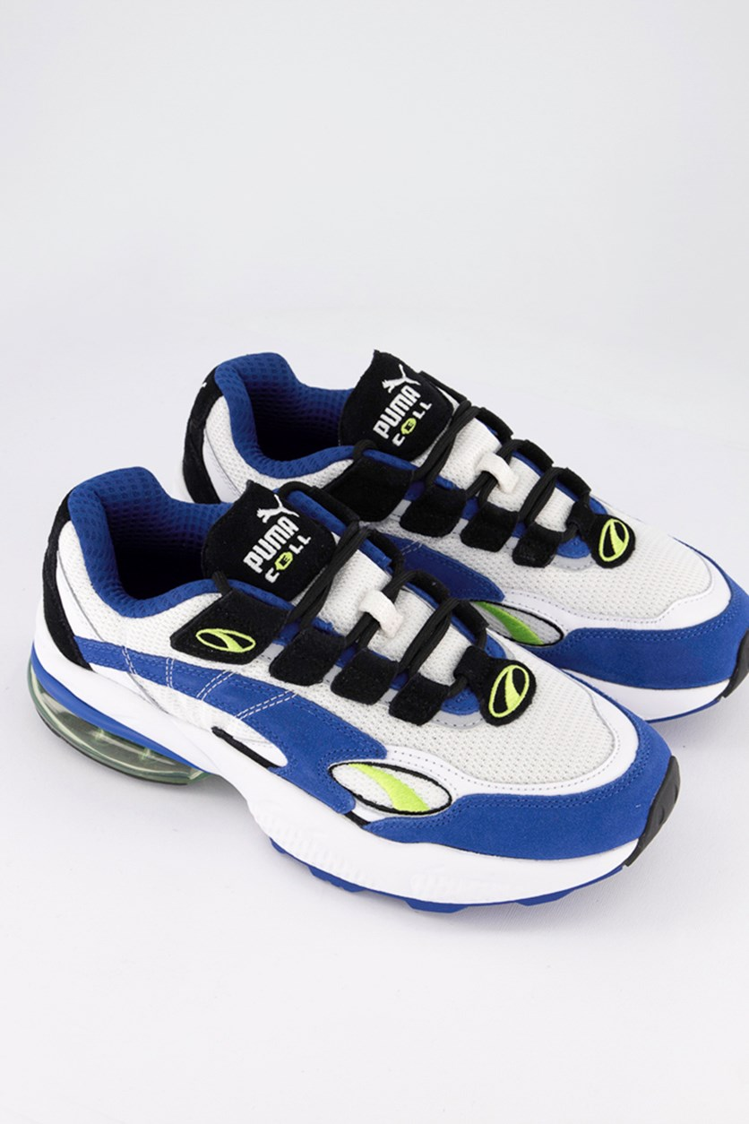 Men's Cell Venom Shoes, White/Blue