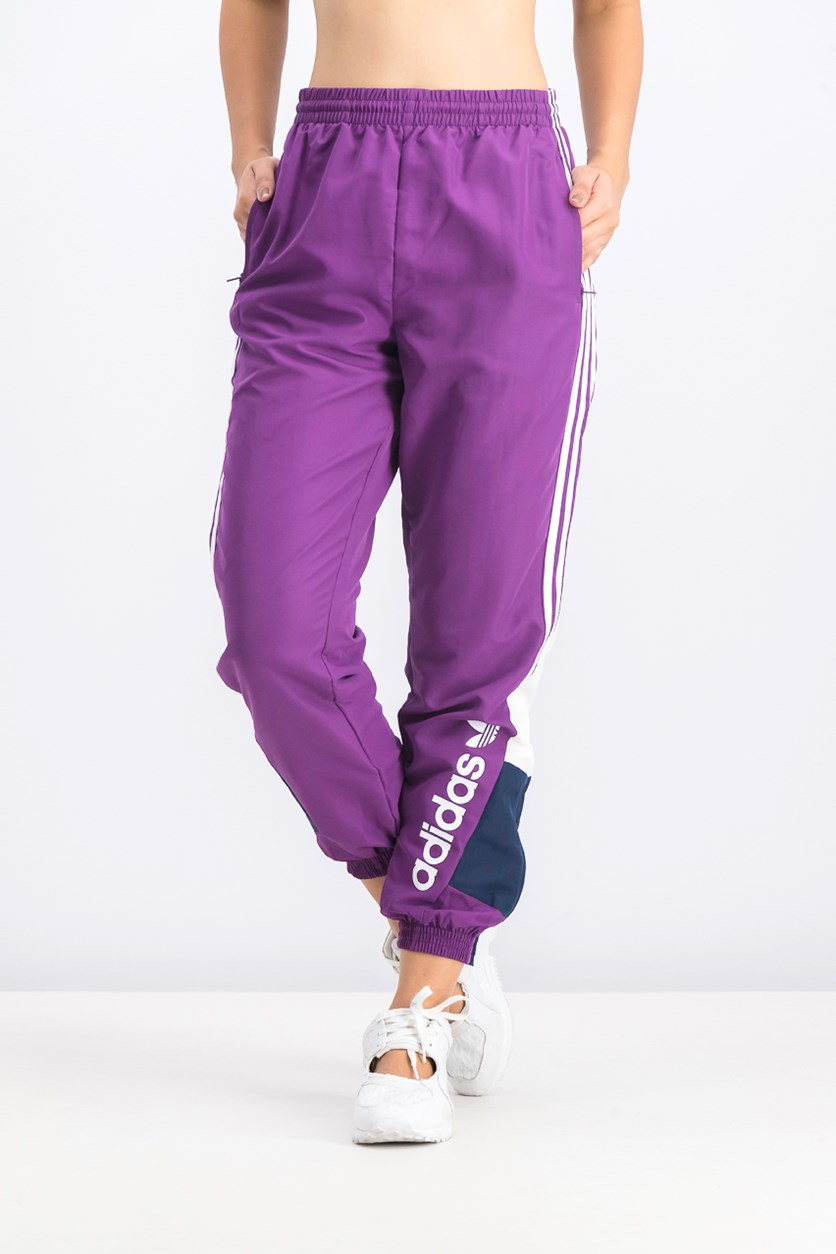 Women's Training Pants, Purple