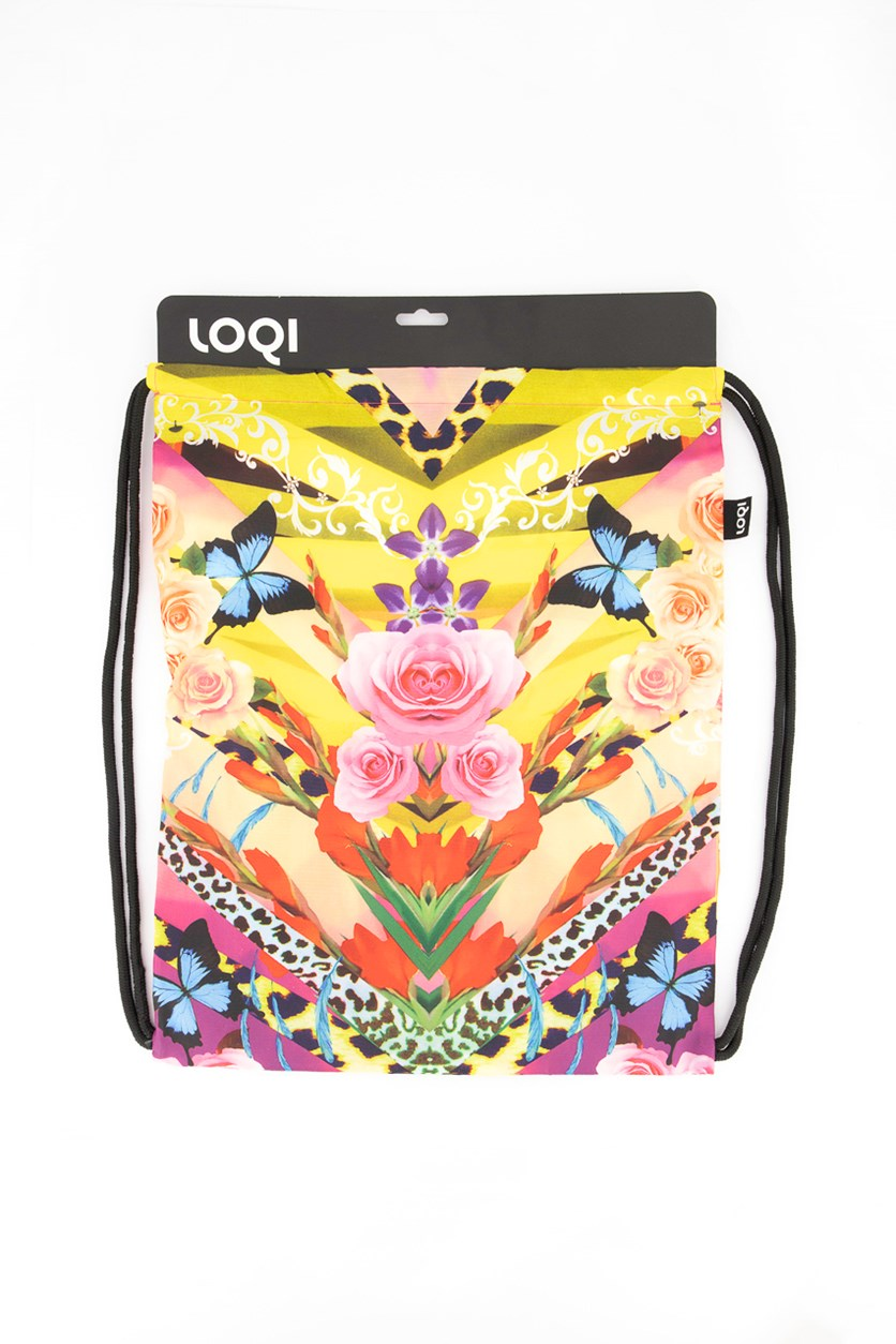 Gymnastic Shinpei Naito Flower Dream Backpack, Yellow Combo