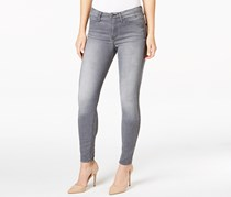 Calvin Klein Jeans Women's Stretch Sculpted Skinny Jeans, Grey