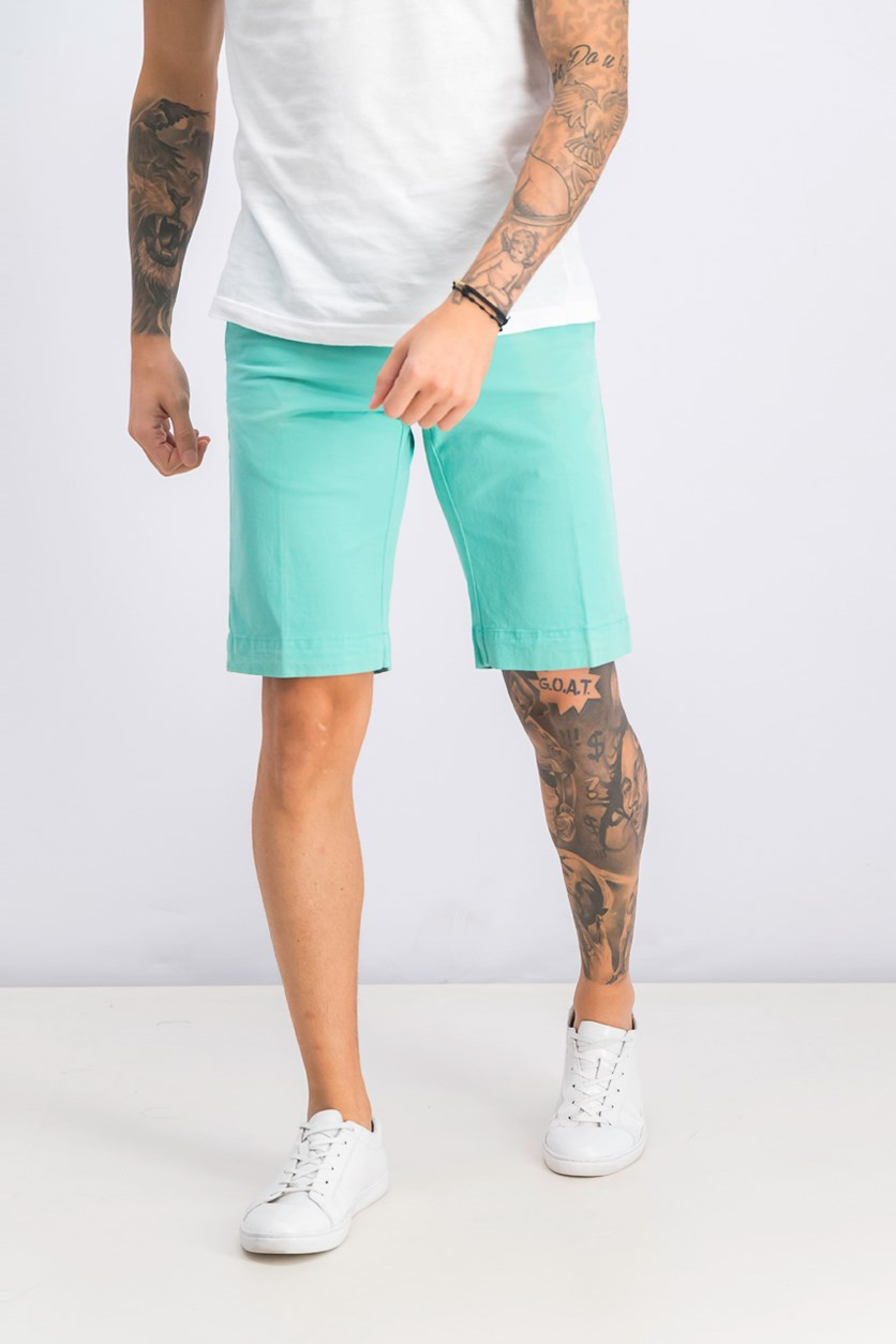 Men's Chino Short, Green