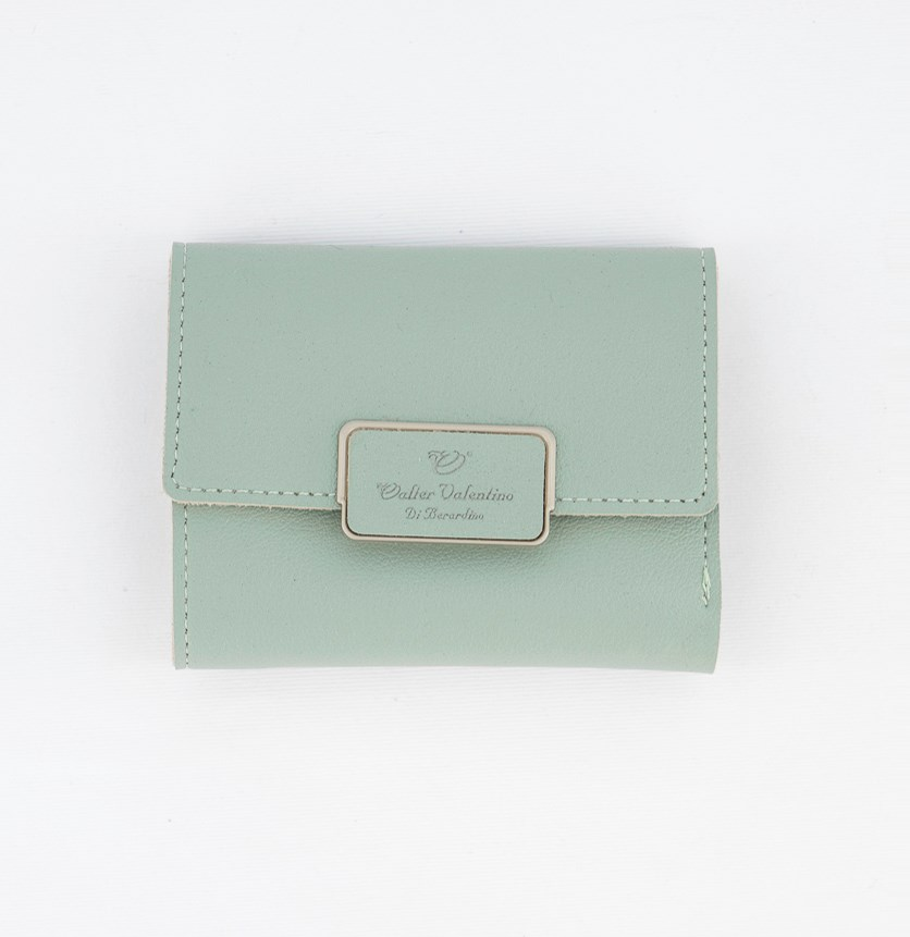 Women's Synthetic Wallet, Light Green