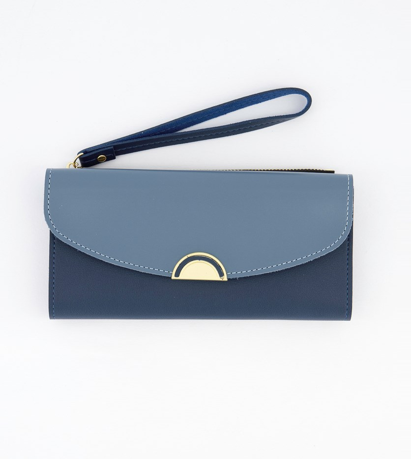 Women's Wallet, Blue