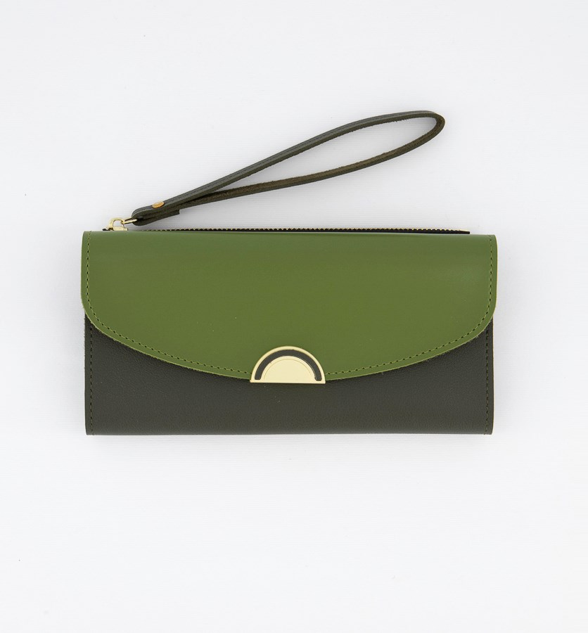 Women's Wallet, Green