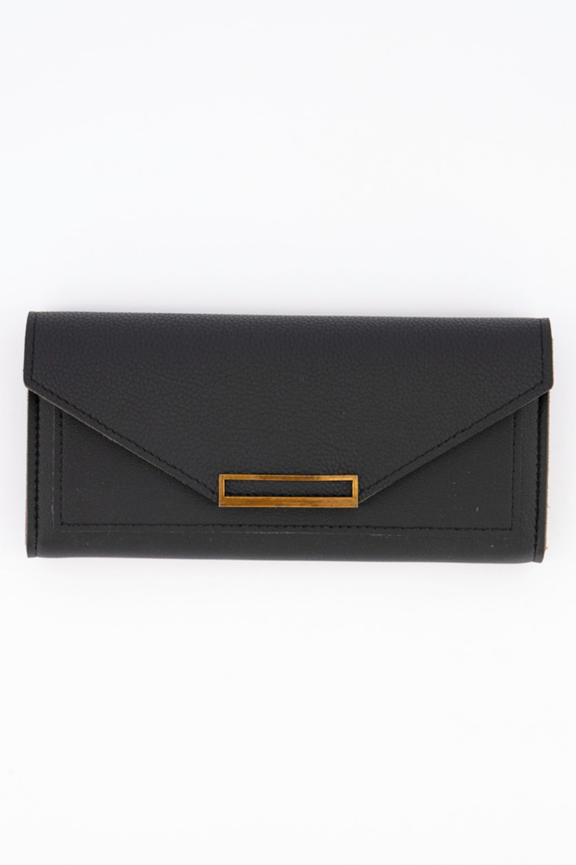 Women's Wallet And Purses, Black