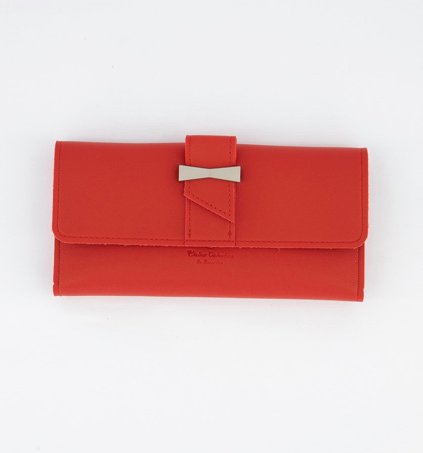 Women's Wallet, Red