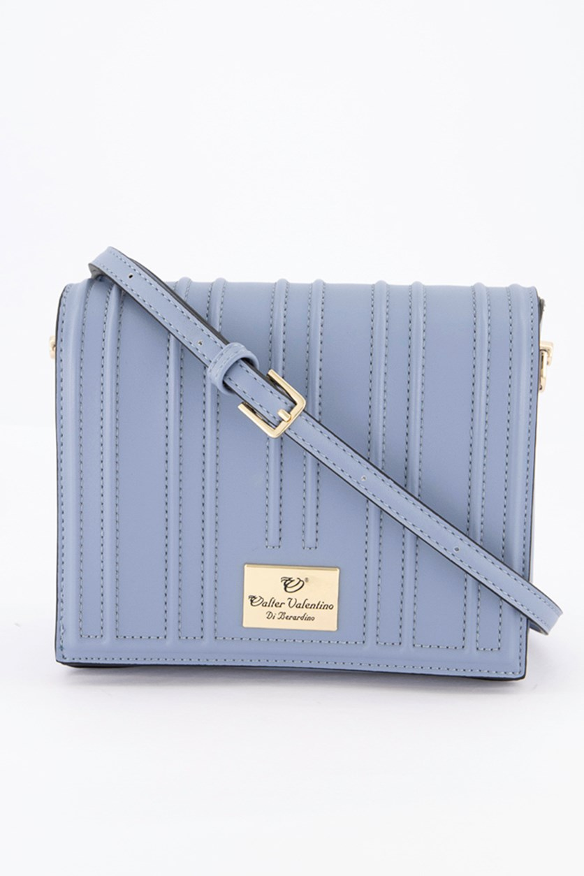 Women's Cross Body Bags, Light Blue