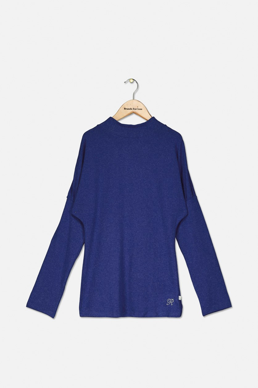 Girls Sweater, Purple