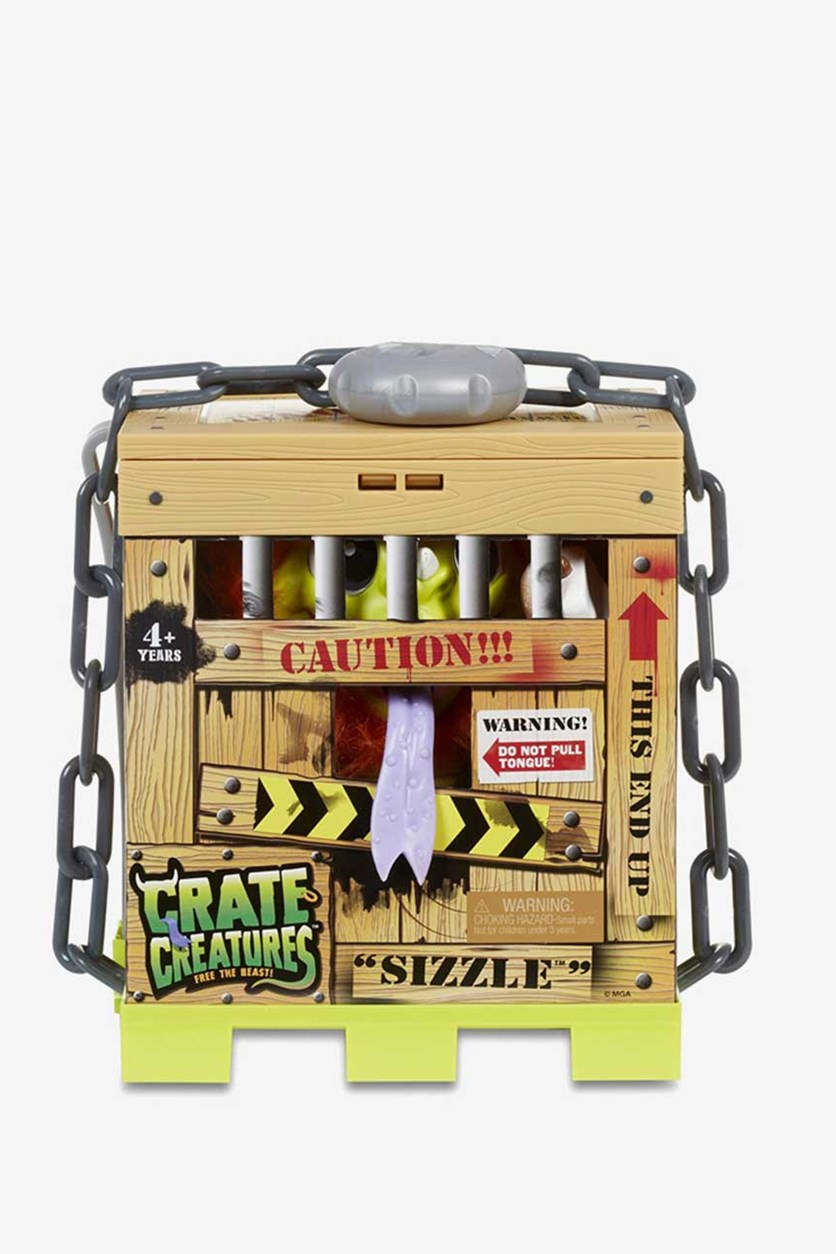 Sizzle Toy, Green Combo