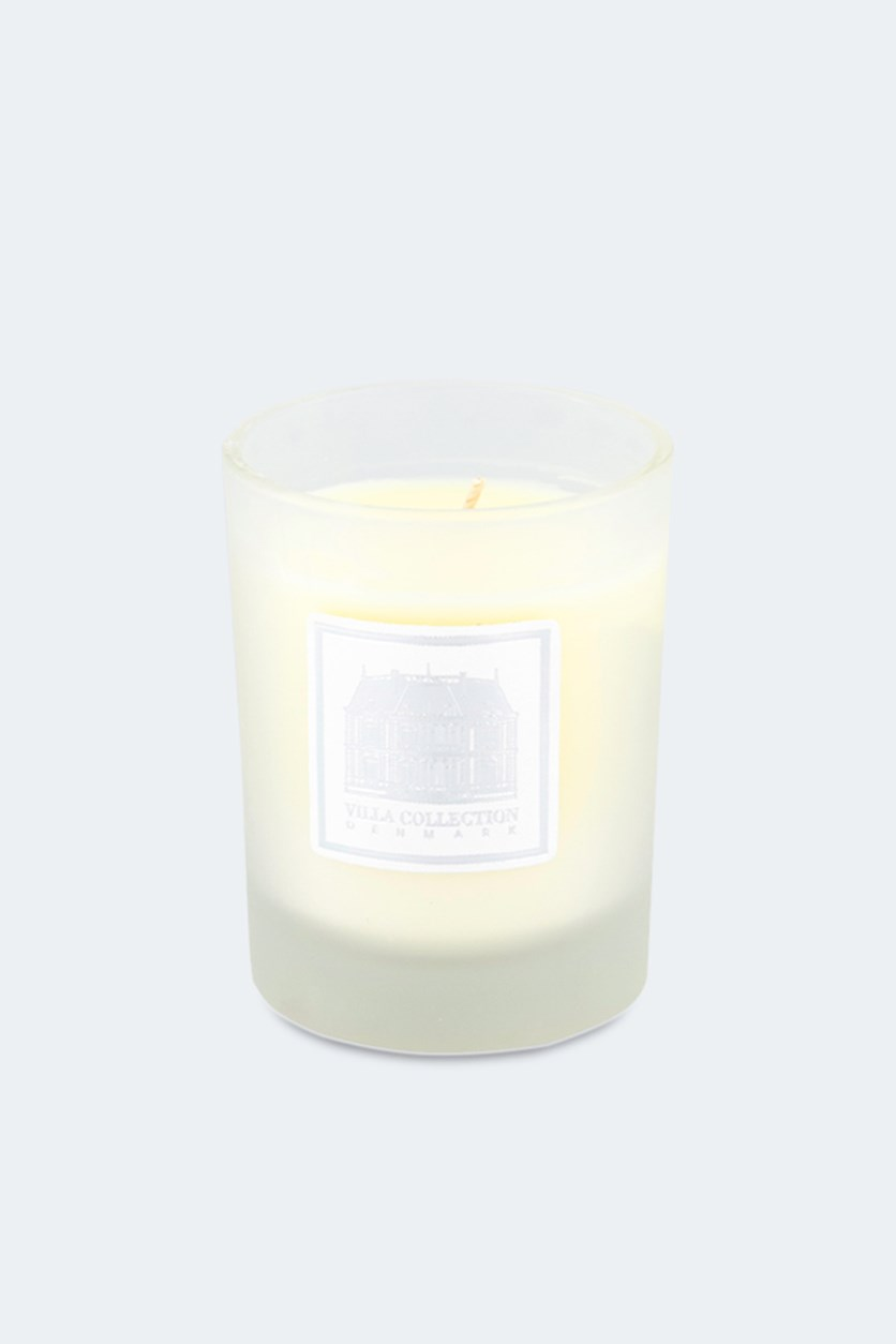 Fragrance Soy Wax Candle, White