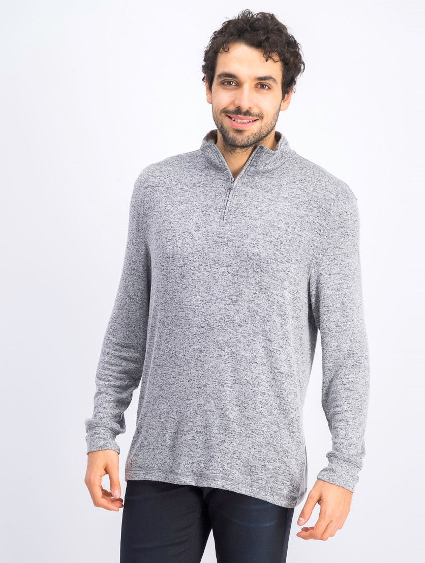 Mens Chen Pullover Sweater, Blushed Alloy