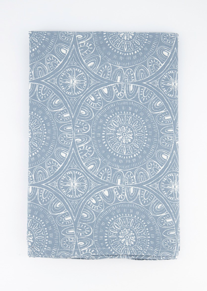 Persia Table Cloth, Blue