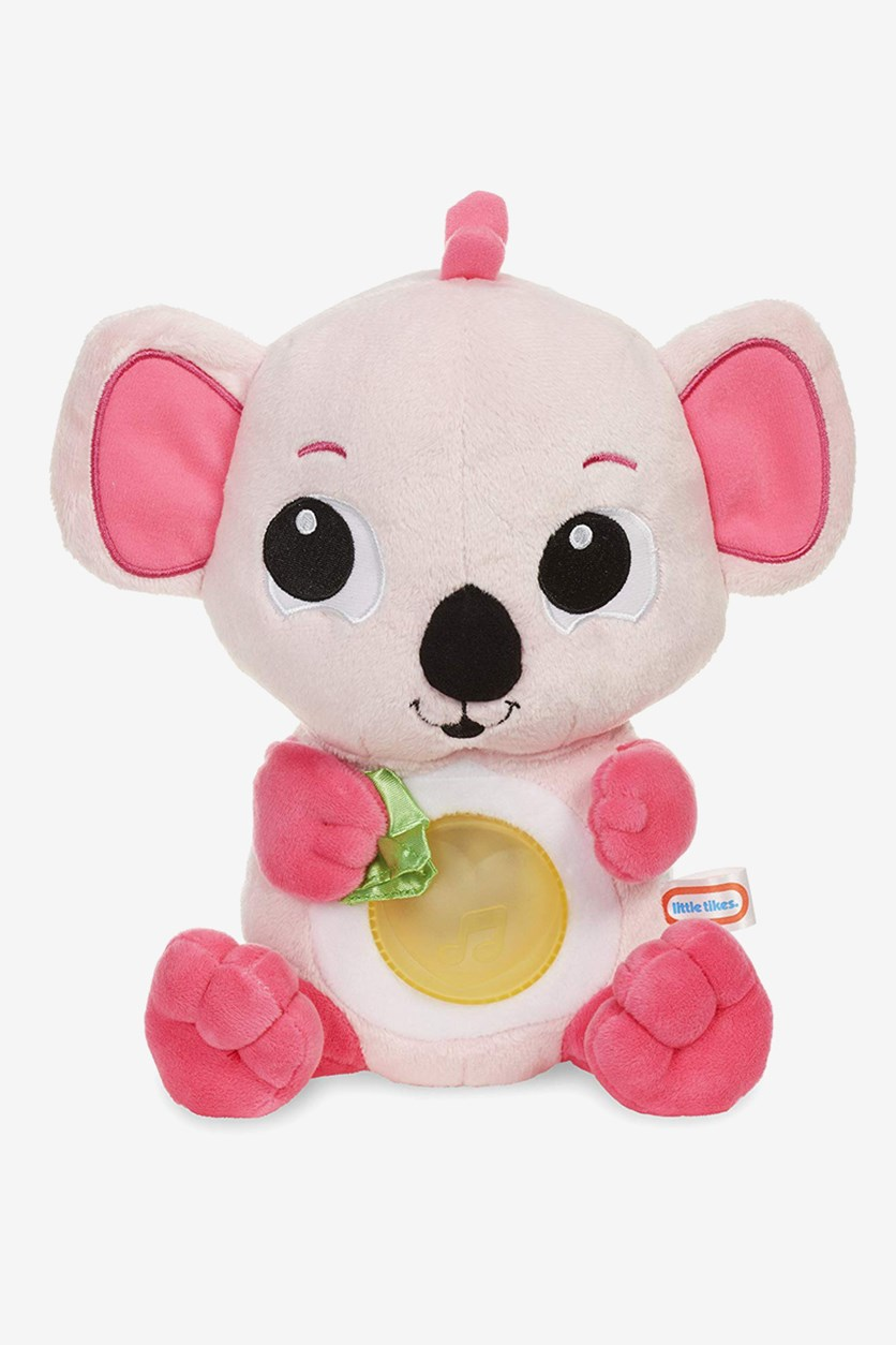 Little Tikes Baby Soothe Me Koala, Pink