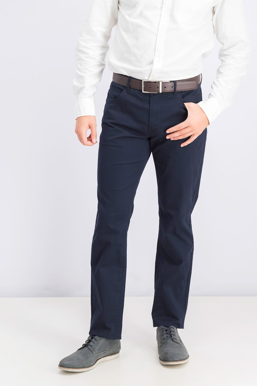 Clifton Lightweight Slim Fit Pant, Navy