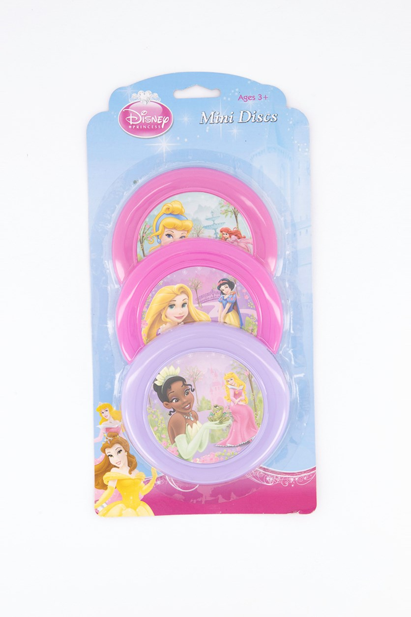 Princess Mini Disc, Pink/Purple