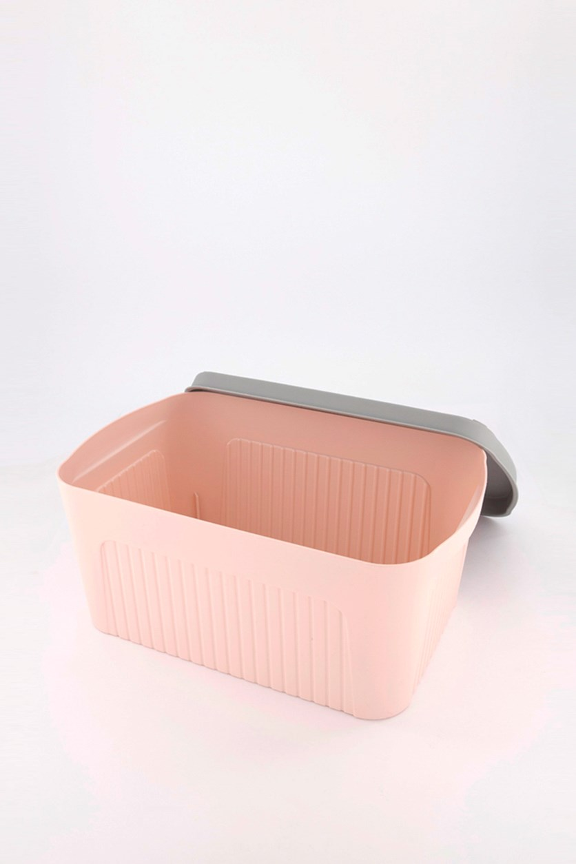 Multifunctional Storage Box, Pink