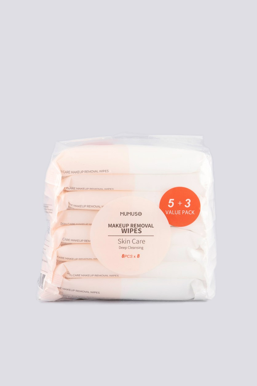 Makeup Removal Wipes 8 Pieces