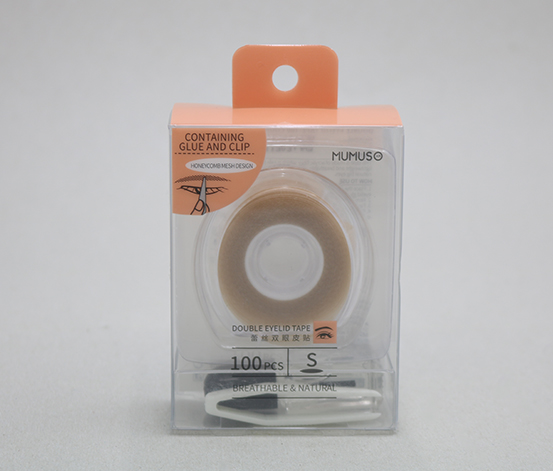 Double Eyelid Tape 100 Counts Glue Included