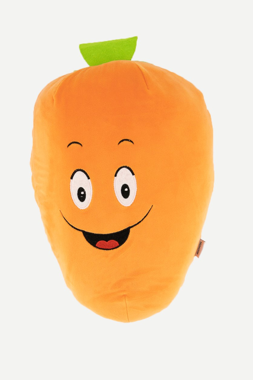 Carrot Plush Toy, Orange