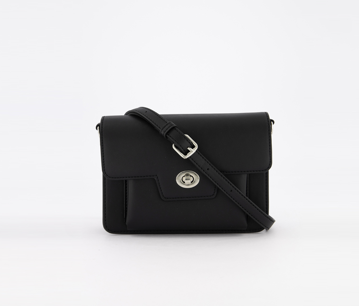 Women's Cross Body Bag, Black