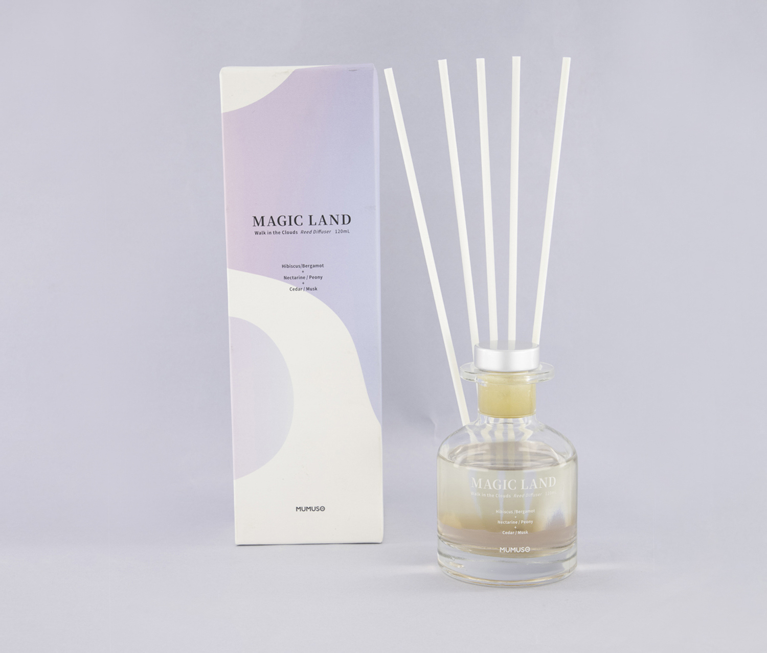 Magic Land Walk In The Clouds Reed Diffuser