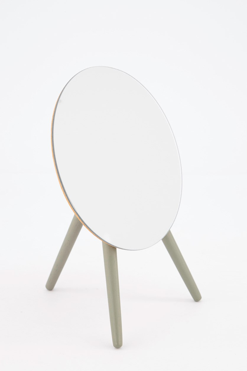 Table Mirror With Tripod