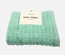 Face Towel, Green