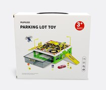 Parking Lot Toy, Green