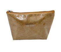 Water-Proof Cosmetic Bag, Light Brown
