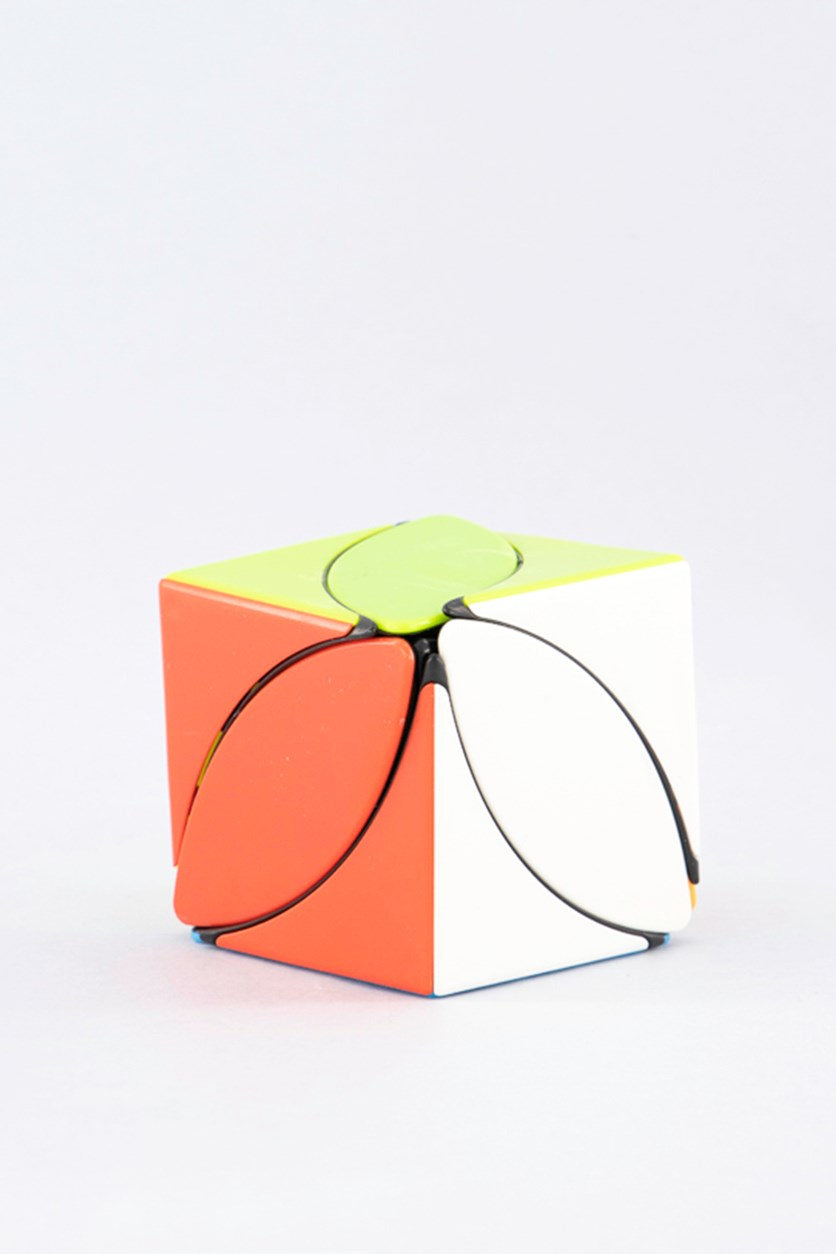 Square Magic Cube, Red/Yellow/Blue