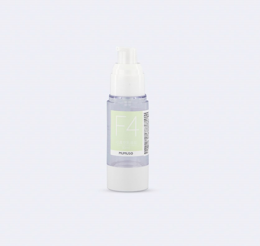 F4 As-Vacuum Lotion Bottle, 30ml