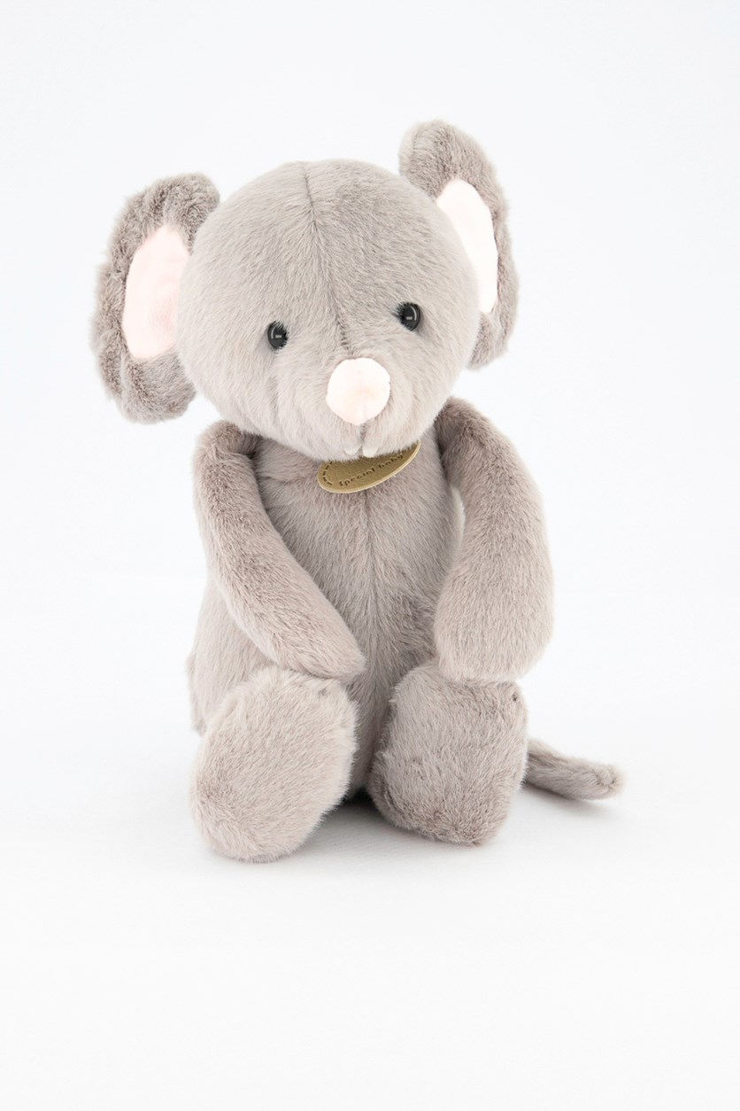 A Cute Mouse Plush Toys, Grey