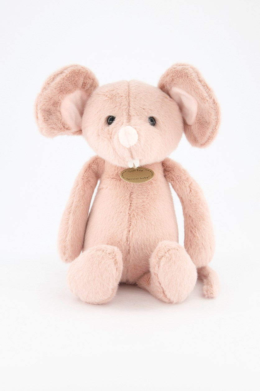 A Cute Mouse Plush Toys, Pink