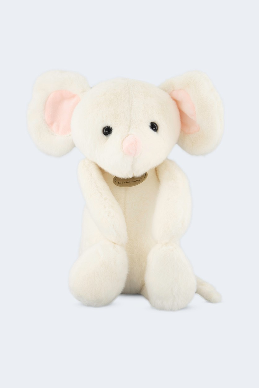 A Cute Mouse Plush Toys, Off White