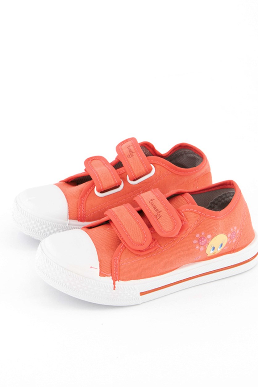 Kids Girls Casual Shoes, Pink