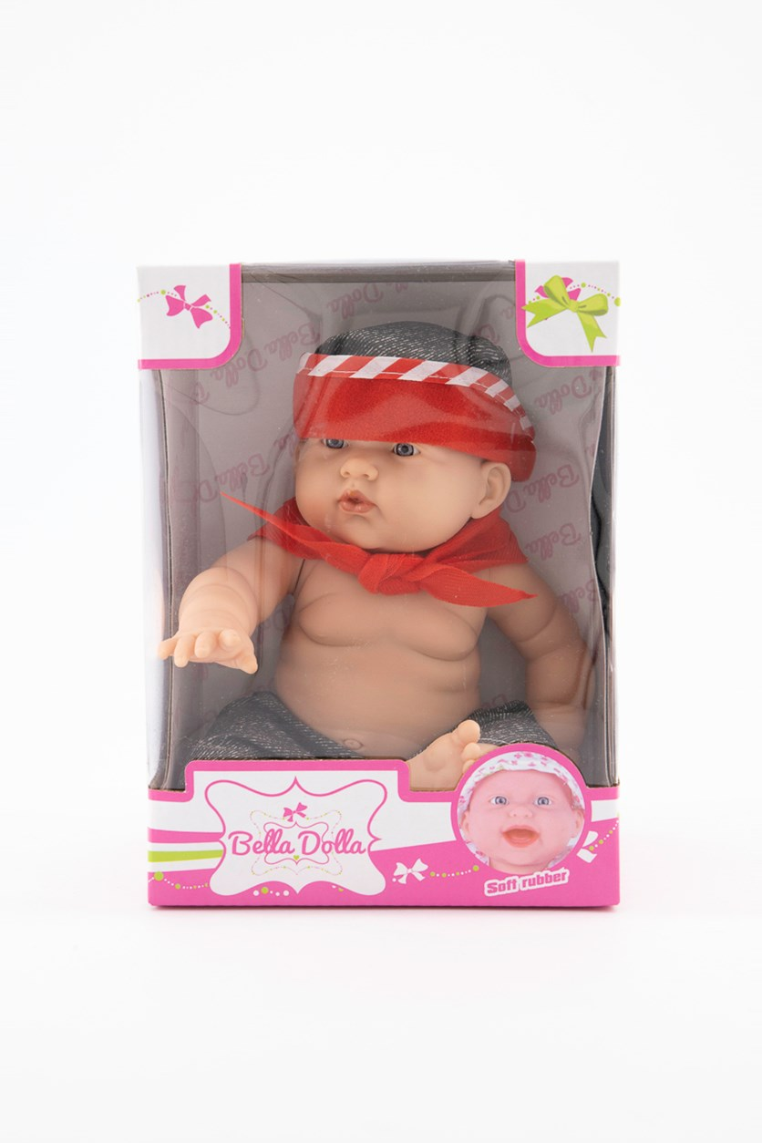 Soft Rubber VinylDoll, Red