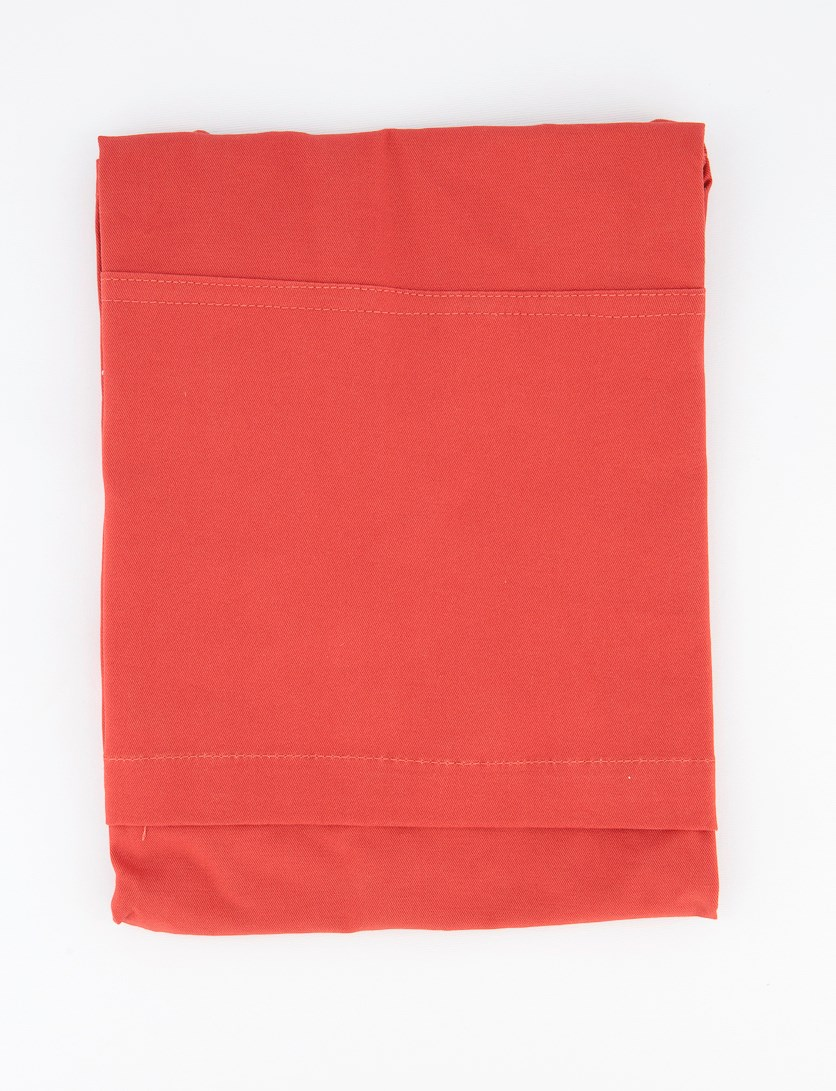 Table Cloth Apron, Red
