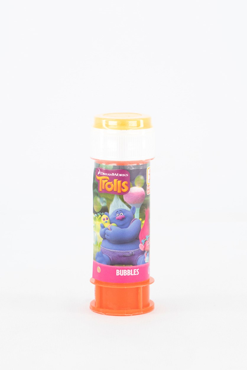 Trolls Bubble Biggie Liquid Tubs, Blue