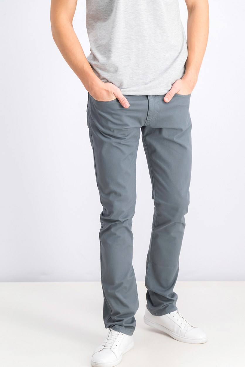 Men's 370 Exra Slim Pants, Grey